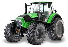 Deutz Fahr Agcotron TTV610 @ Ohio Farm Science Review.