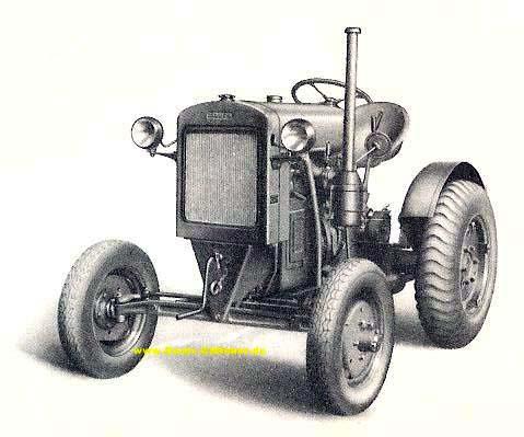 Deutz F1M414.