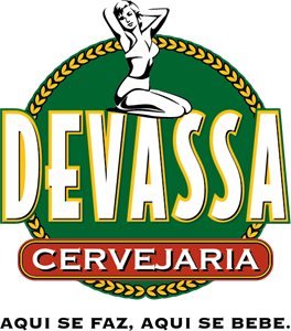 Cerveja Devassa Logo Vector (.EPS) Free Download.