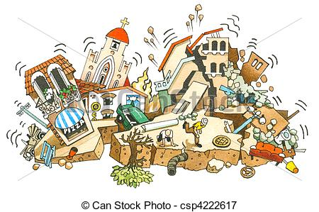 Picture of Earthquake.