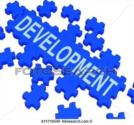 Development clipart