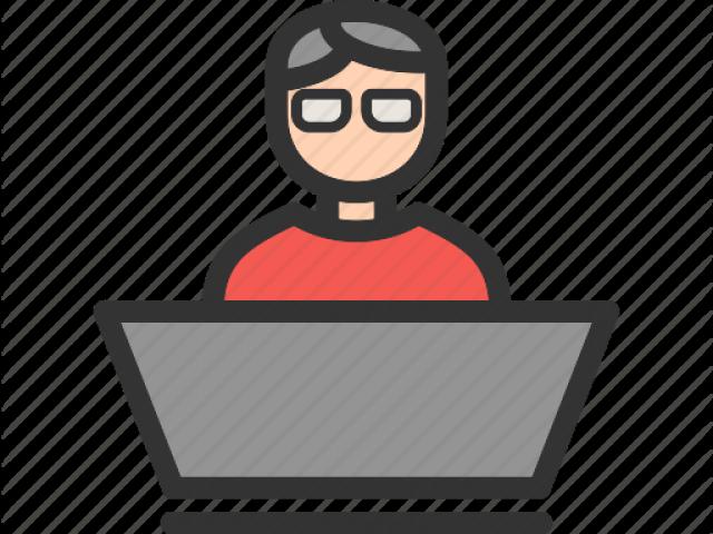 Software Development Clipart Programmer.