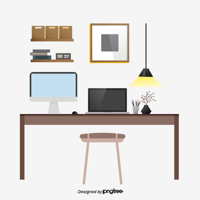 Developer Office, Office Vector, Black, Program PNG and Vector with.