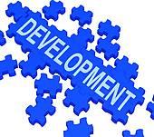 Development Clipart.