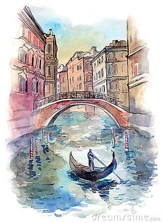 Venice Clipart.