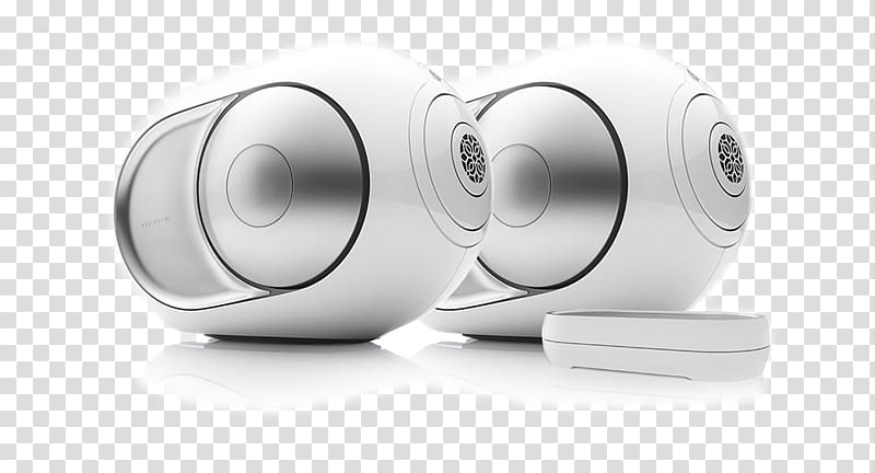 Devialet Phantom Loudspeaker Stereophonic sound Wireless.