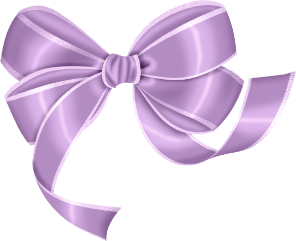 RES] Purple Bow PNG by HanaBell1.deviantart.com on @deviantART.