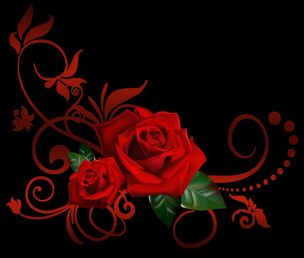 roses decor by Lyotta on DeviantArt.