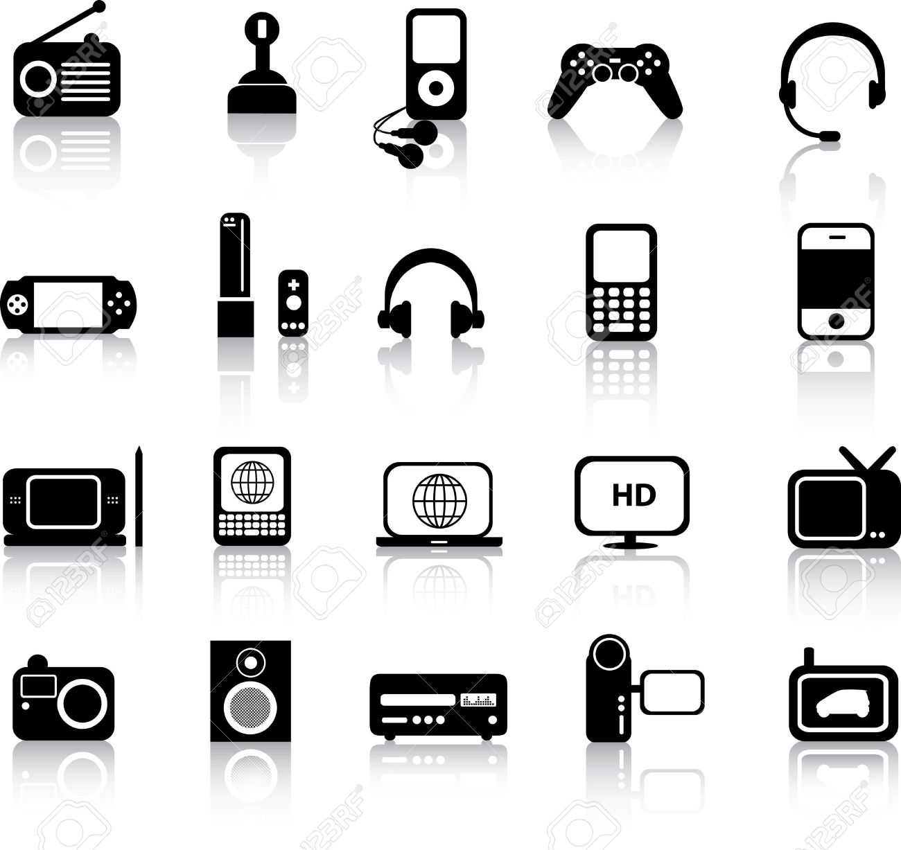 Electronic Devices Clipart Clipground