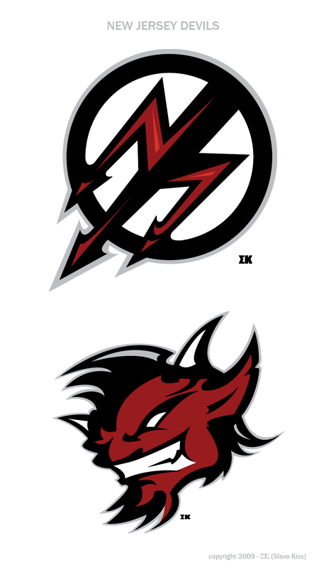 New Jersey Devils Logo photo by SigmaKappaSK.