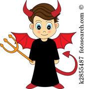 Devil Clip Art Illustrations. 23,575 devil clipart EPS vector.
