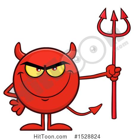 Devil Clipart #1.