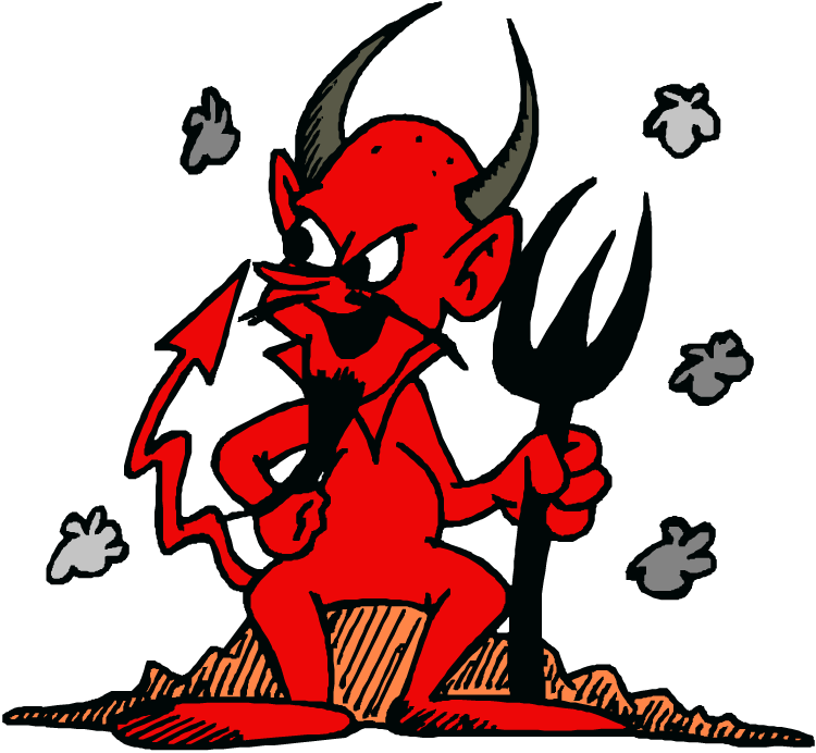 Cartoon Pictures Of The Devil.