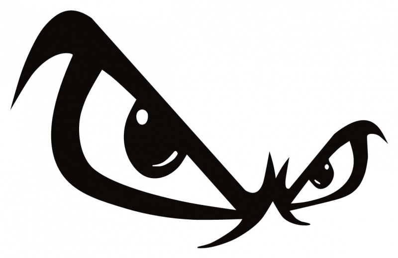 Evil Eye Clipart.
