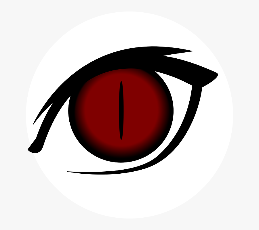 Devil Eyes Png.