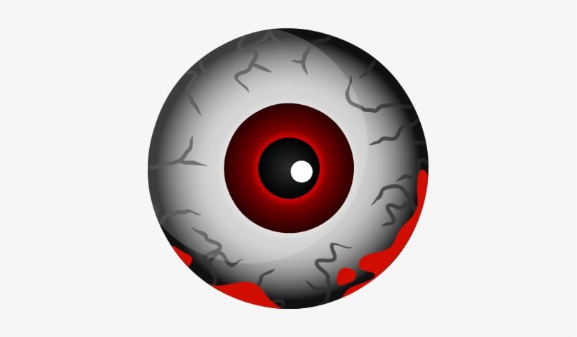 Devil Eyes Png Evil Red Eye.