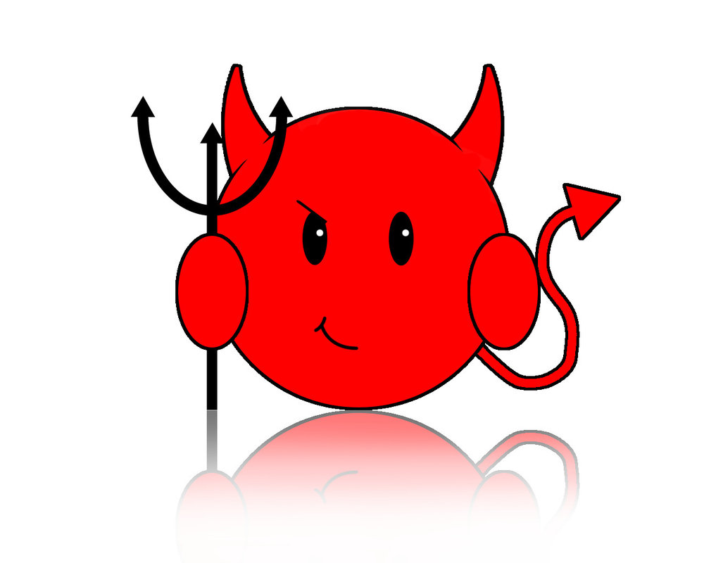 Devil Smiley Face Clipart Clipart Suggest.