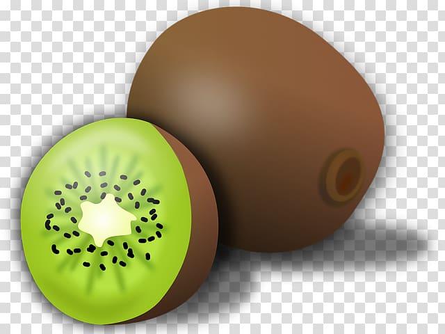 Kiwifruit Vegetarian cuisine Open, brown devil fruit.