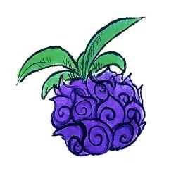 devil fruits.