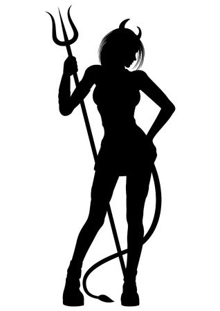 Devil Girl Cliparts Free Download Clip Art.