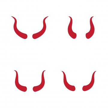 Devil Horn Png, Vector, PSD, and Clipart With Transparent Background.
