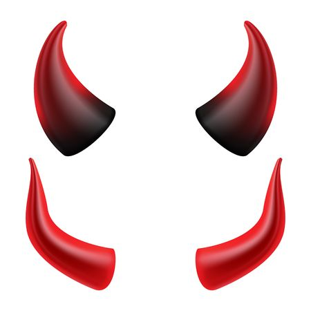 10,782 Devil Horns Cliparts, Stock Vector And Royalty Free Devil.