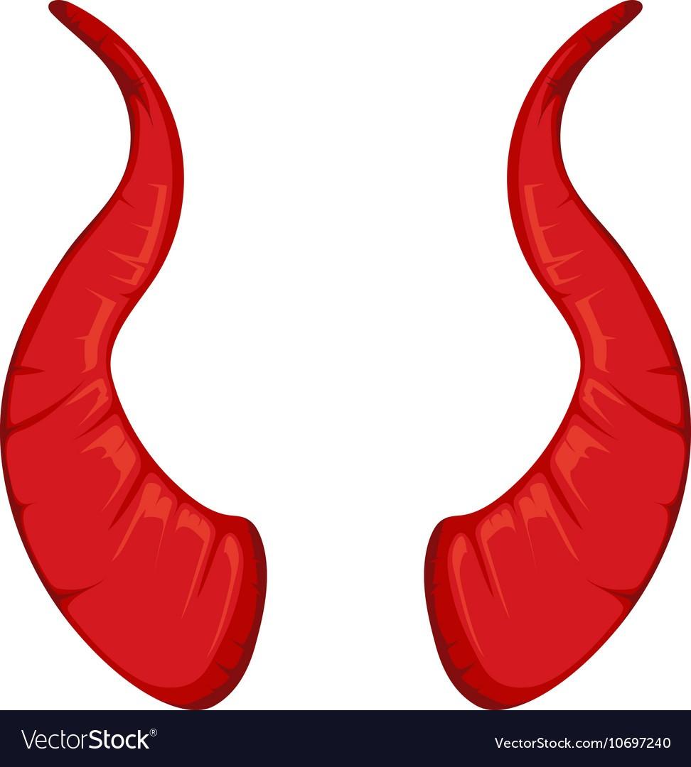 Devil Horn Clipart.