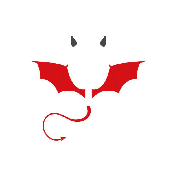 Best Devil Horns Illustrations, Royalty.