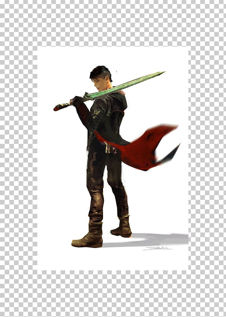 DmC: Devil May Cry Devil May Cry 5 Concept Art Dante PNG.