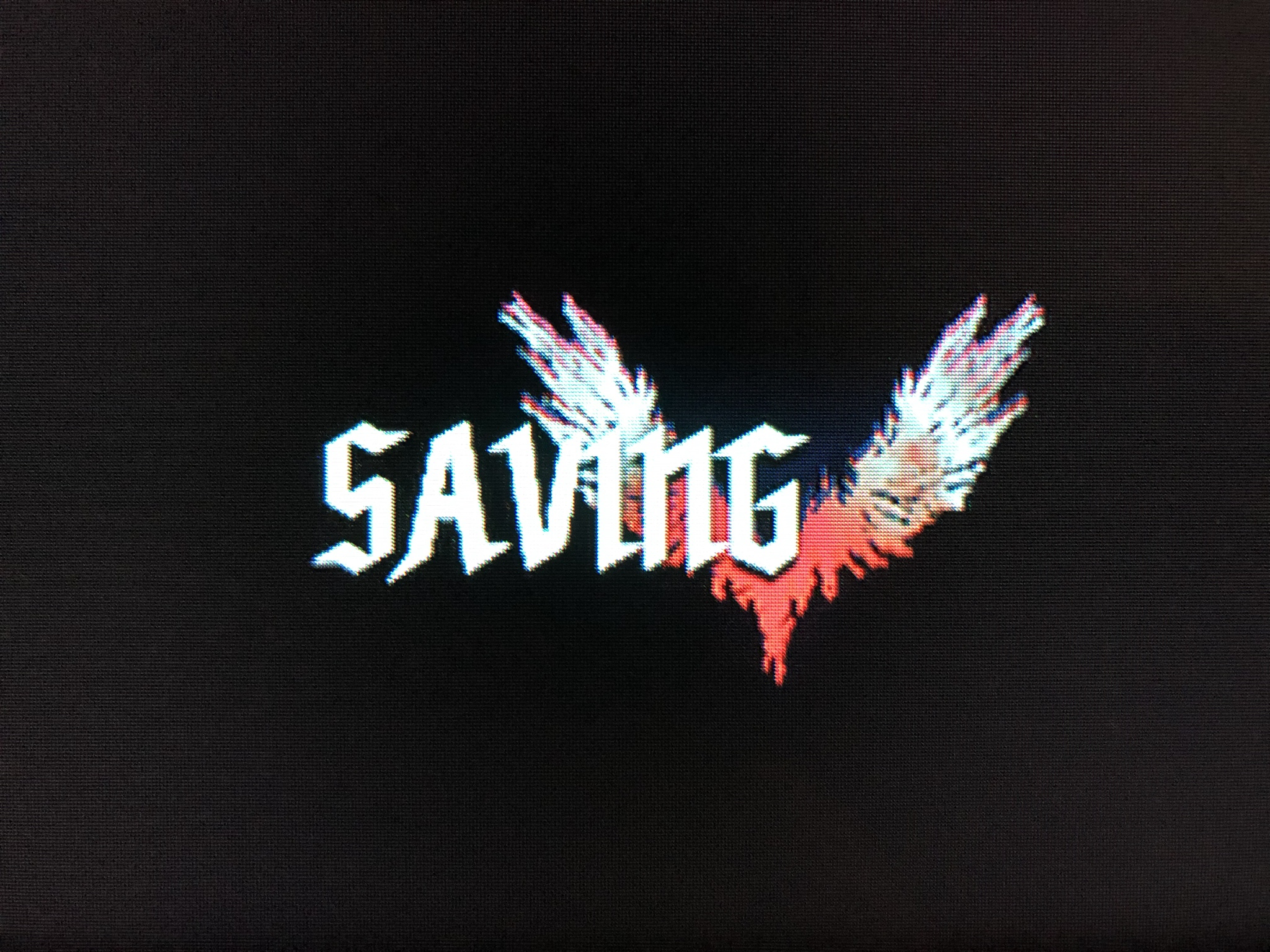 Devil May Cry 5 save logo.