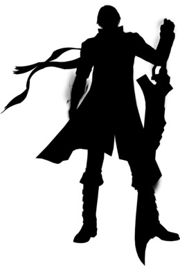 Devil May Cry 5 clipart.