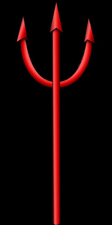 Devil Pitchfork.