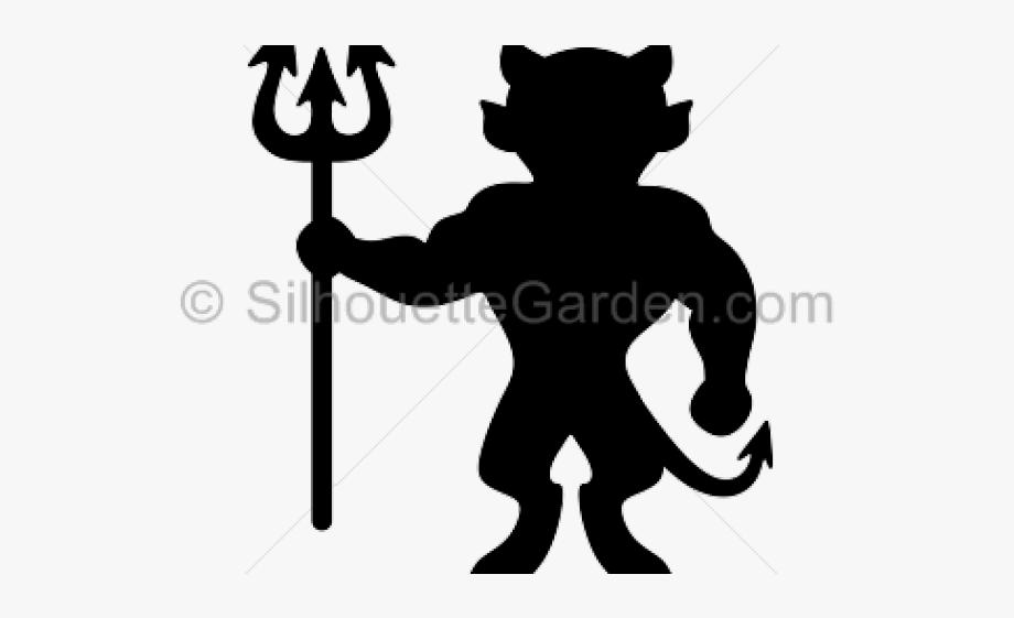 Devil Clipart Shadow.