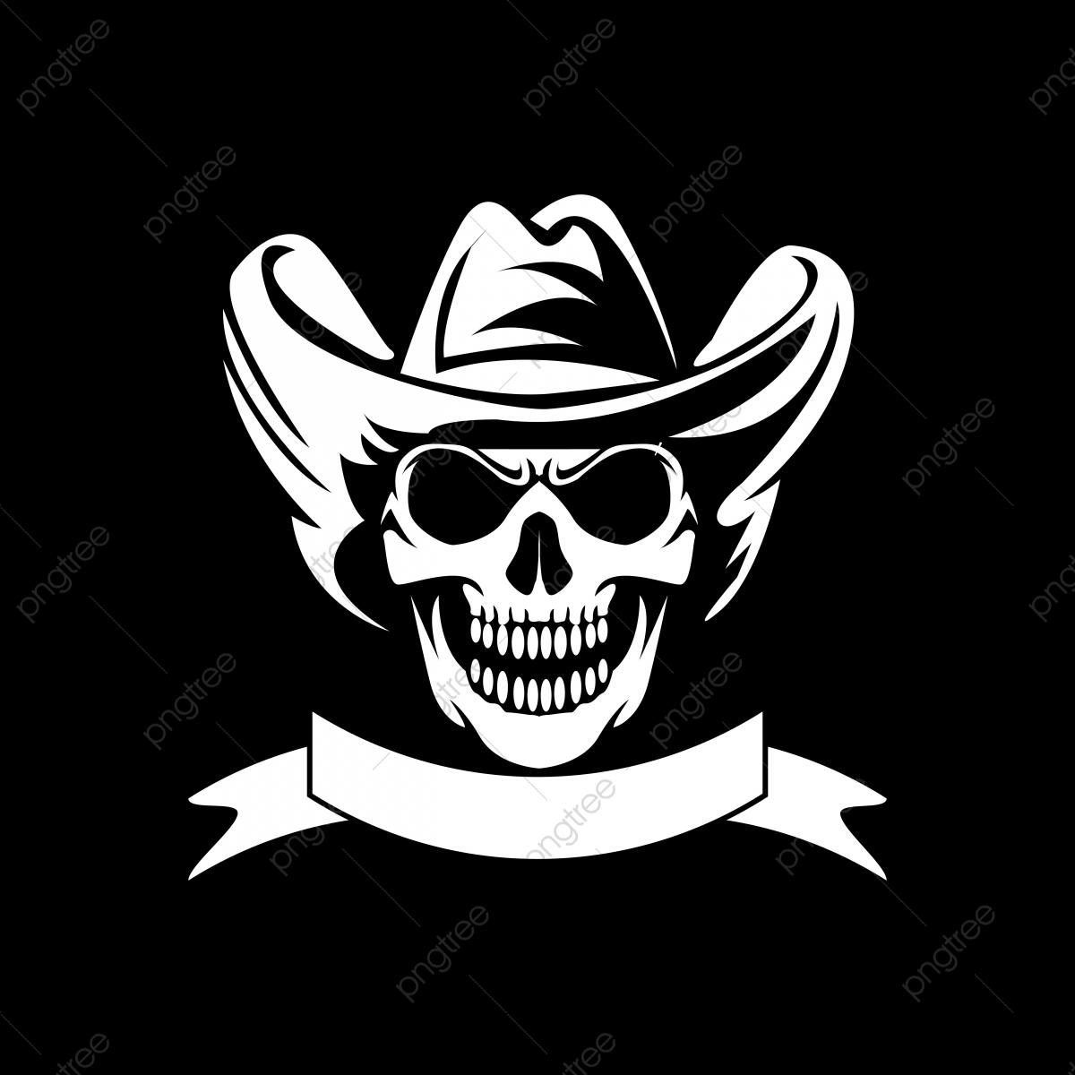 Devil Skull, Skull Clipart, Skull Print PNG Transparent Clipart.