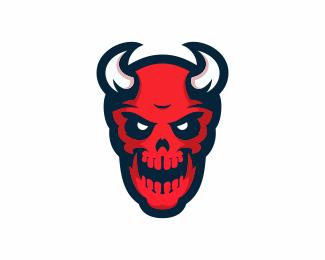 Devil Skull Designed by beldinki.