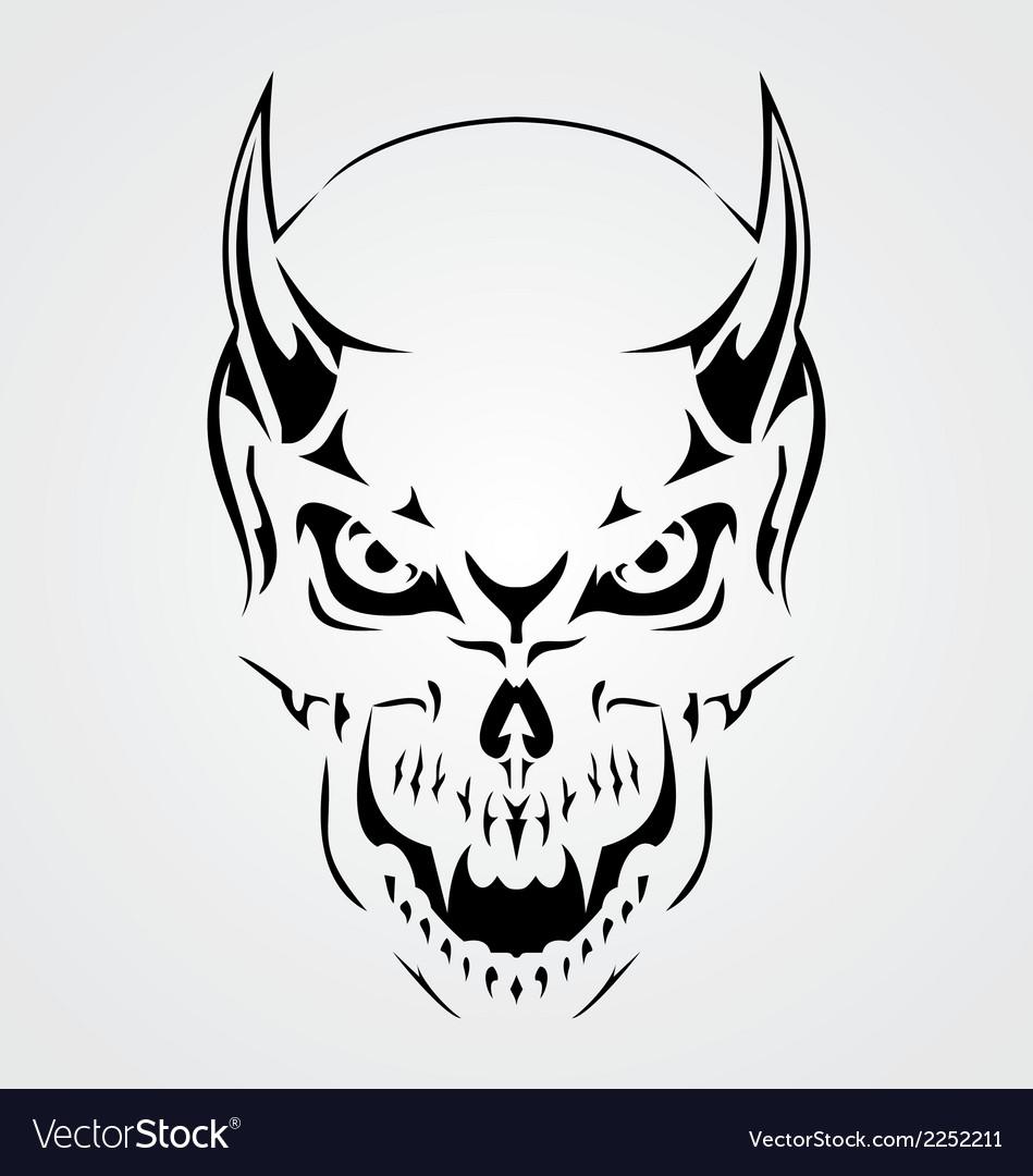 Devil Skull.