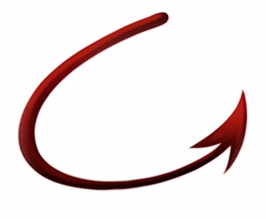 Devil Tail Png.