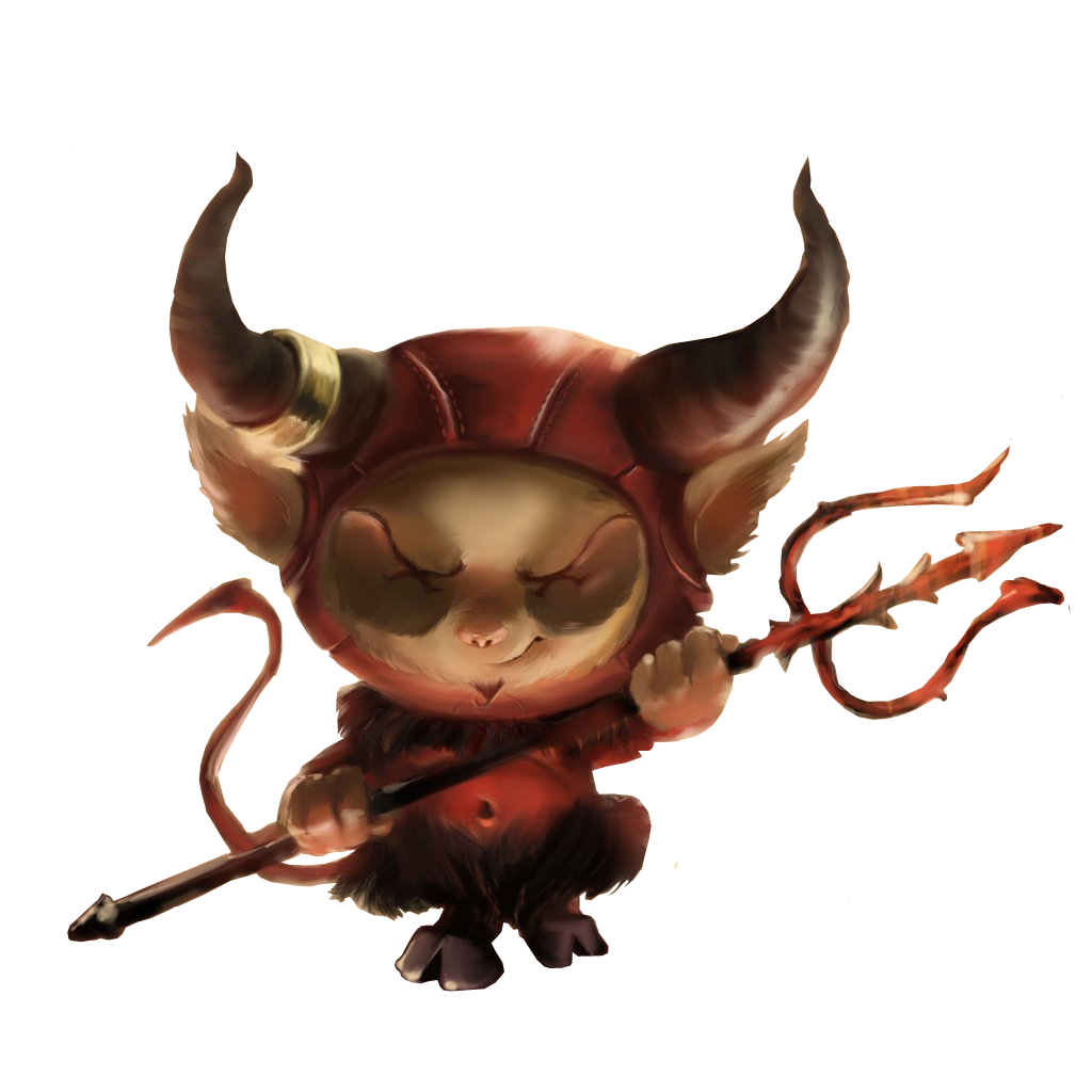 Teemo Clipart.