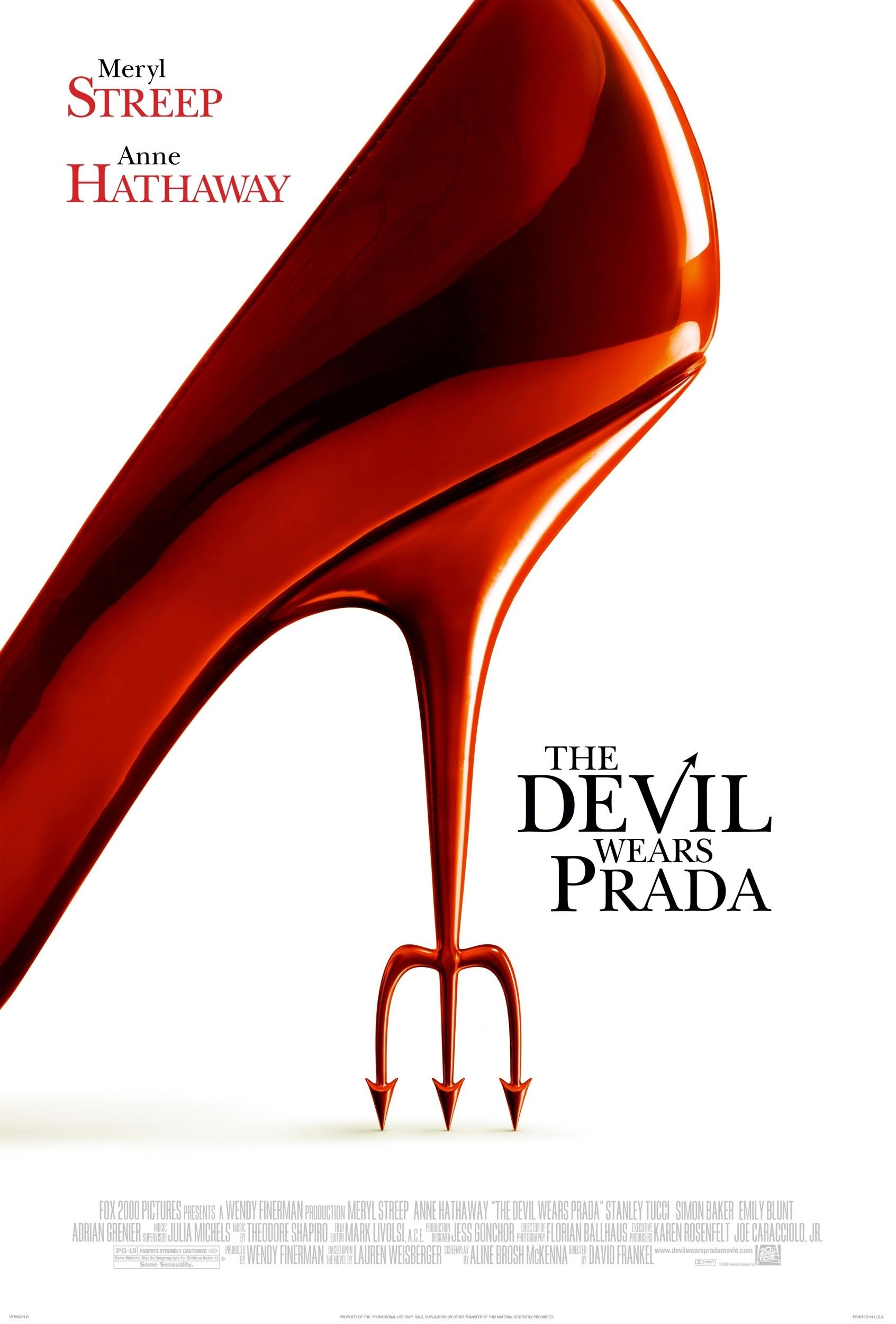 The Devil Wears Prada (2006).