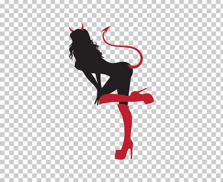 Decal Lucifer Sticker Devil Woman PNG, Clipart, Angel, Art, Decal.