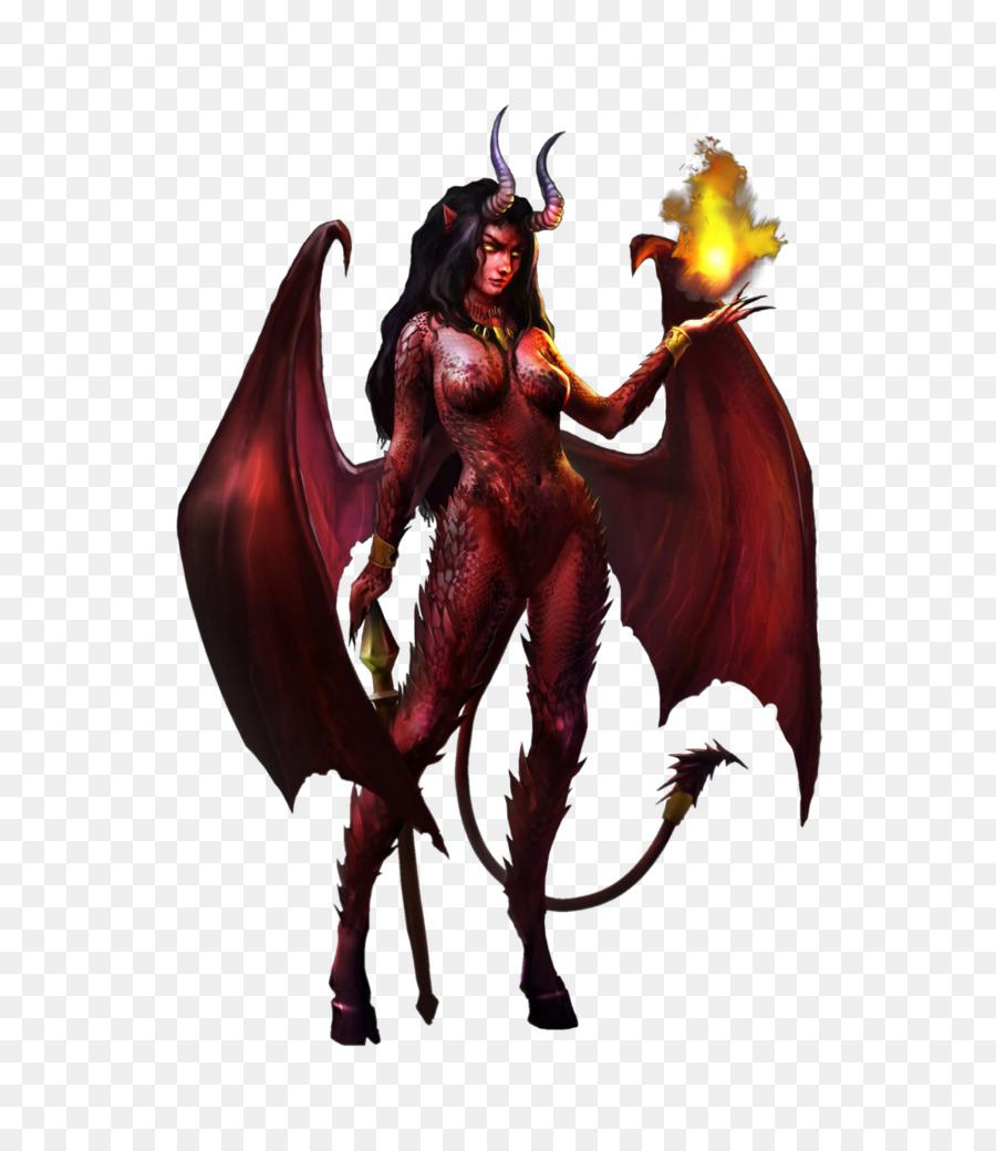 Girl Devil Png & Free Girl Devil.png Transparent Images #18719.