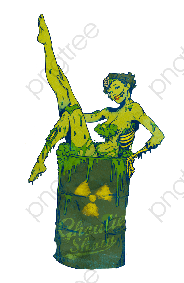 Transparent dirty devil woman PNG Format Image With Size 600*921.