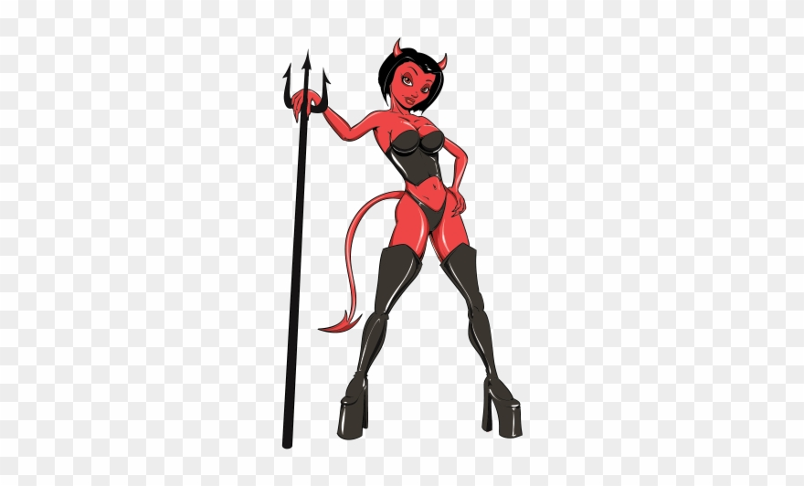 Evil Clipart Baby Devil.