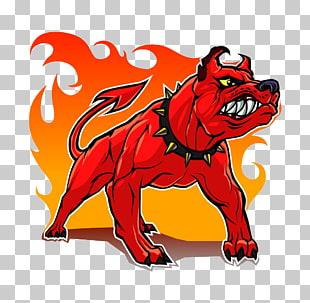 189 devil Dog PNG cliparts for free download.