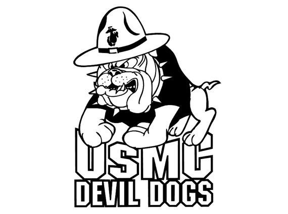 Usmc Devil Dog Clipart.