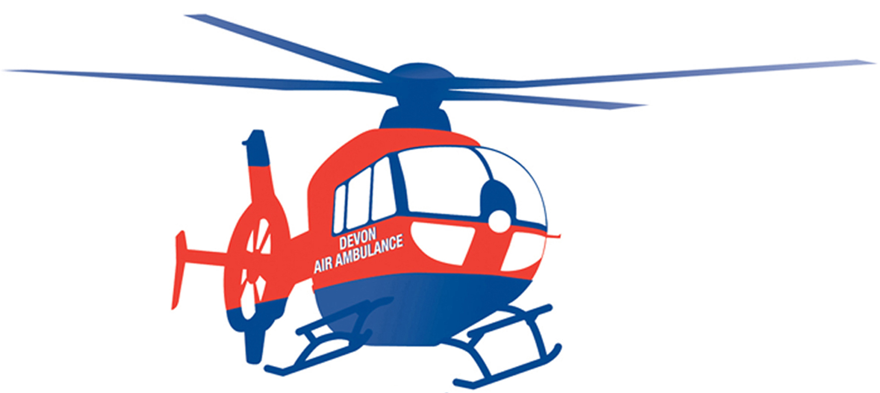 Air ambulance clipart.