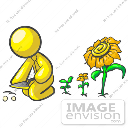 Sunflower Seed Clipart.
