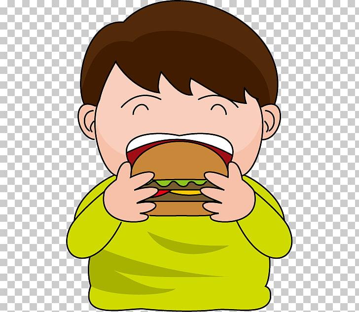 Eating Breakfast Junk food Healthy diet , Devour s PNG.