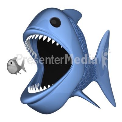 Big Fish Eat Little One.