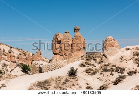 Cappadocia Rock Formation Stock Photos, Royalty.